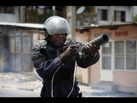 Kinshasa : La Police tire sur les étudiants qui manifestent en faveur de la reprise des cours