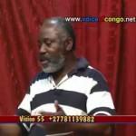 Prof. Kilele: La femme doit cesser d'aller a l'Eglise, La Bible et le Dieu des Juifs servent a Rien