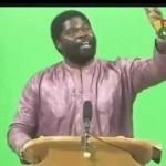Alain Moloto : Ecole d'adoration – Jesus Omniscient Omnipotent