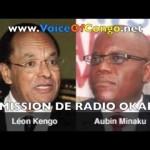 KENGO WA DONDO vs JOSEPH KABILA : Polémique autour de l'annonce d'un gouvernement d'union nationale