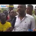 CHASSE AUX DEPUTES QUI DEFENDENT LE PEUPLE: LEON MULUMBA DONNE LES DETAILS DE SON CALVAIRE IMPLIQUANT LE MINISTRE DE L' INTERIEUR