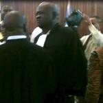 Vidéo- Diomi Ndongala: Parodie de Justice à la Cour Supreme avec l'apparition de Francis Kalombo en toge