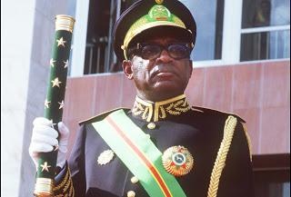 Maréchal mobutu