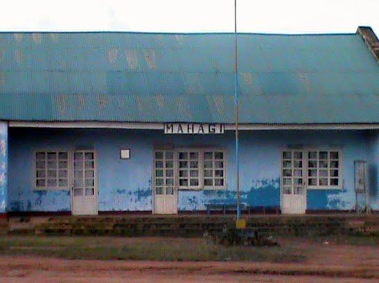 Bâtiment administratif du territoire de Mahagi (Ph. Jasé D Menga)