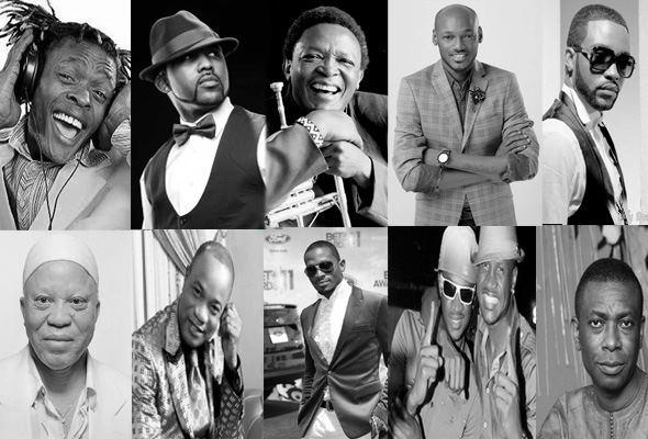Deux Congolais Figurent Parmis Le Top 10 Des Musiciens Africains Le