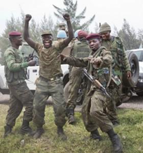Soldats FARDC