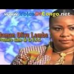 La prophétesse: Message de Dieu pour écarter Maman Olive de la mort et sortir le Congo de sa crise