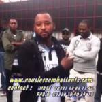 Concert de JB Mpiana : Derniers mots des combattants aux fans de JB, Ekoyinda na Paris !!!
