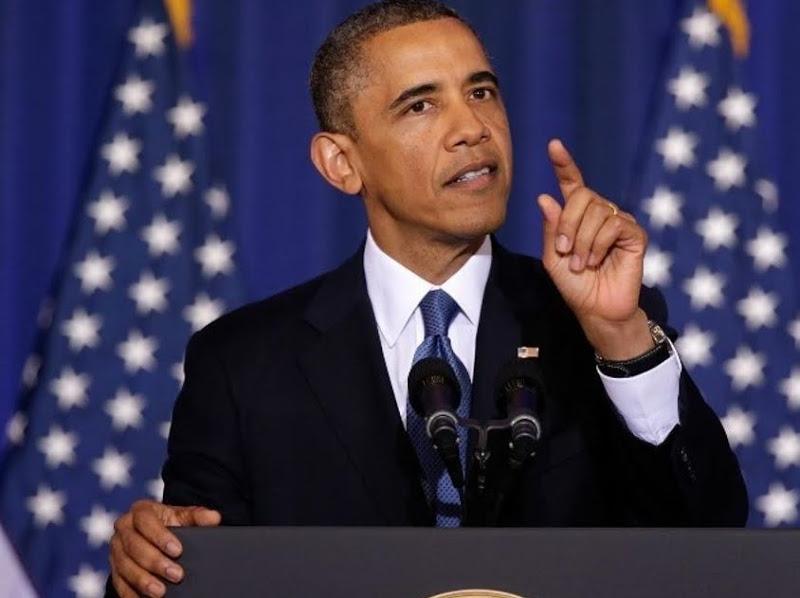 Barack Obama, président des Etats-Unis/Ph. Droits tiers