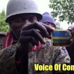 Ancien quartier général de Sultani Makenga, Chanzu. Voici les preuves de l'appui du Rwanda et de l'Ouganda au M23