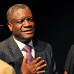 RDC: Dr Mukwege appelle au respect de la constitution