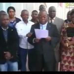 Les élus du Katanga félicitent Joseph Kabila pour la victoire des FARDC et les concertations