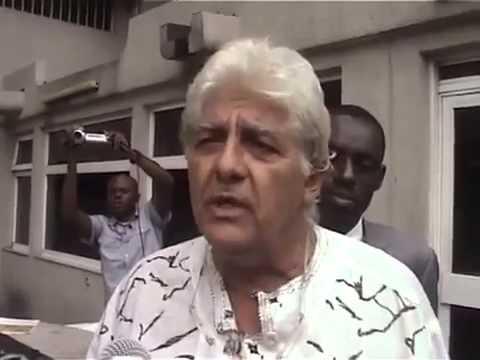 Première Interview de Chalupa après sa liberation de la prison de Makala