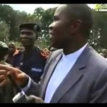 RDC : Le Gouverneur Paluku communie avec la population à TCHENGERERO
