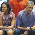 Michelle et Barack Obama envisagent de divorcer