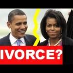 Voici pourquoi Michelle Obama envisage le divorce (Vidéo)