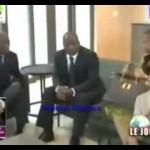 Joseph Kabila et Olive Lembe Kabila aux funerailles de Nelson Mandela (Video)