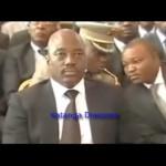 Joseph Kabila rend hommage a Tabu Ley Rochéreau ce Lundi 09 Decembre 2013