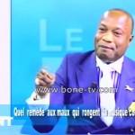 Koffi Olomidé: Les Gens aiment la musique MAIS n'aiment pas les Musiciens (Video)
