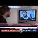 Passage des combattants sur France24 concernant le concert « apocalyptique» de JB Mpiana