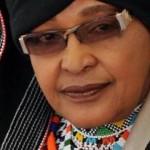 L'amertume de Winnie Mandela : « Nelson Mandela nous a laissé tomber »