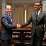 Exclusif: Paul Kagame n'est pas Mort! Le voici au Wharton Business School, USA (PHOTOS)