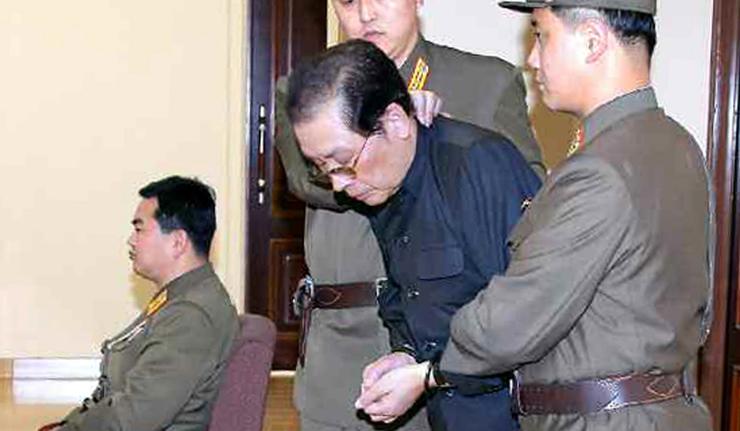 N. Korea's No. 2 man Jang Song-thaek executed for treason