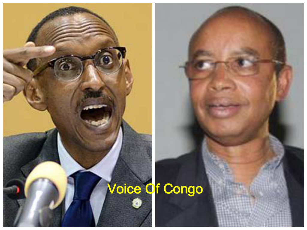 Kagame et kagereya
