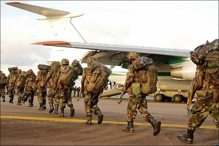 Troupes-rwandaises