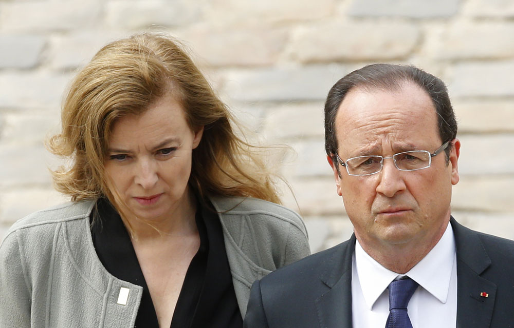 Valerie-Trierweiler-Francois-Hollande