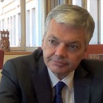 Elections en RDC: Didier Reynders prend note de l'annonce de la tenue d'un dialogue national