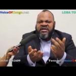 LOBA TOYOKA réçoit Colonel KAMANZANGO, créateur du phénomène Lumbe Lumbe, Mwete Mwete!