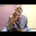 """Prof. CIAKUDIA, Père de la Resistance annule """"la marche des Hiboux de NGBANDA"""" du 01 Fevrier 2014 à Paris"""