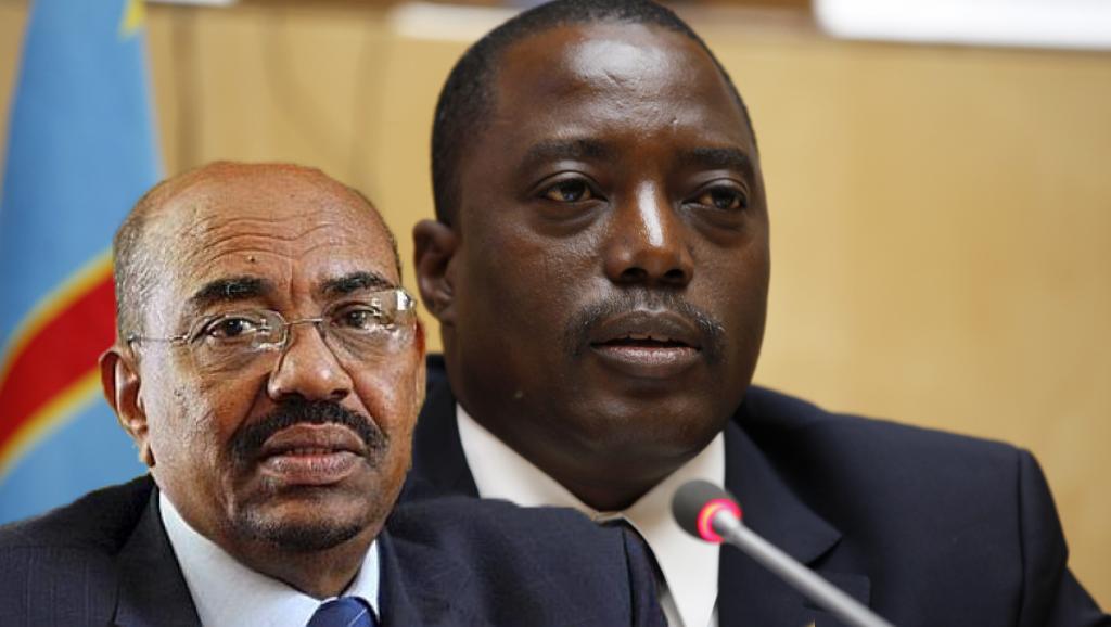 Kabila et Bashir 2