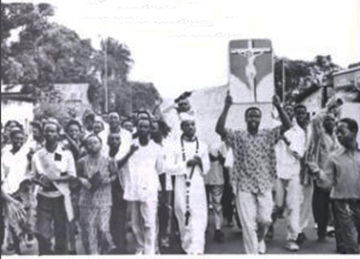 Marche d'Espoir 1992
