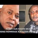 MORT DE KESTER : REDDY AMISI parle de l'influence de King Kester Emeneya sur sa carrière