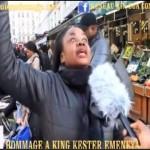 MORT DE KING KESTER: Tout Château Rouge pleure  et rend hommage à King Kester Emeneya