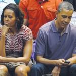 """Etats Unis : """"Barack et Michelle Obama font chambre à part"""""""