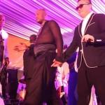VIDÉO. Koffi Olomide, Psy-Gangnam Style et Patience Dabany en concert live à Okoume Palace