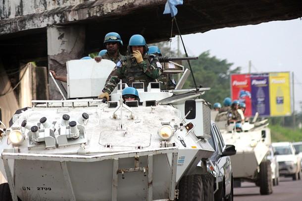 MONUSCO (United Nations Organization Sta