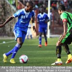 Pas de deal entre le V. Club et la SABC pour la diffusion du match contre Kaizer Chief