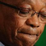 Afrique du Sud : Zuma de plus en plus haï et hué dans son pays.