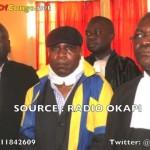 RDC : 28 ans de prison requis contre Diomi Ndongala