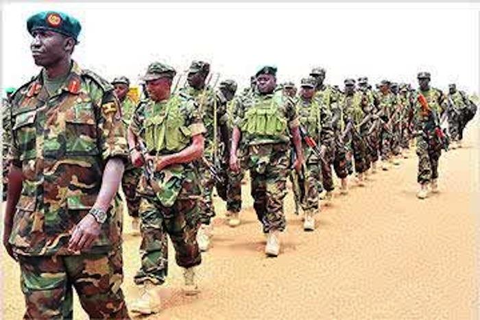 Armèe ougandaise