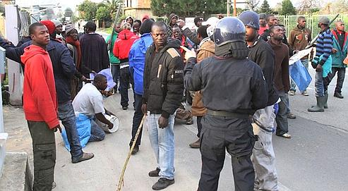 ITALY-IMMIGRATION-LABOUR-VIOLENCE