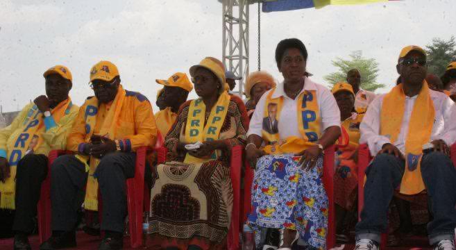 PPRD à Mbandaka