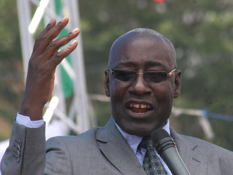 Louis Koyagialo. Radio Okapi/ Ph. John Bompengo