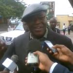 Hon. Vuemba en colère après 4 jours à Brazza: «On traque les Congolo-Zairois comme les Juifs ont été traqués en 1940-1945»