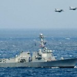 Les États-Unis et la Russie sur le point d'une confrontation militaire en mer noire.