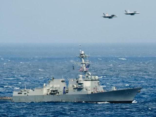 Us-Russian standoff